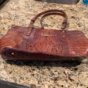 Brown Brahmin bag